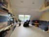 Wohn-, Ess- und Küchenbereich im DG